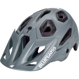 bluegrass Golden Eyes Helmet storm gray/texture/black